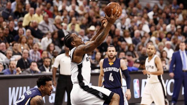 Nba playoff: Spurs e Cavs già sul 3-0, Boston accorcia su Atlanta