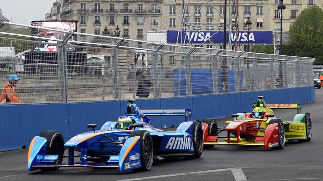 Vergne and Bird unhappy after battle