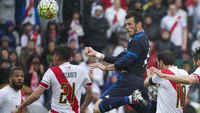 Bale plane et permet au Real de rester dans la course au titre