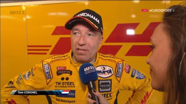 Megsérült Tom Coronel tökéletes fogsora a Dakar második napján