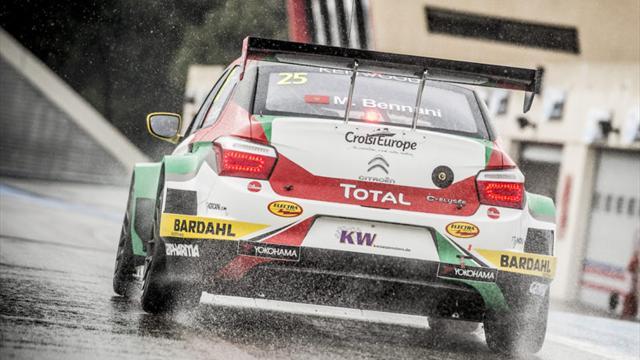 Беннани и Лопес выиграли гонки этапа в Венгрии