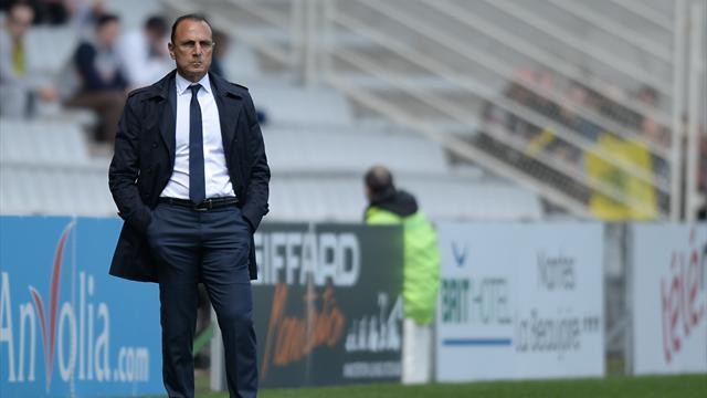 Der Zakarian va bien quitter Reims pour Montpellier