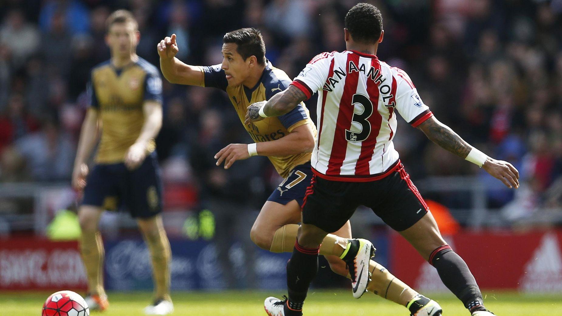 Arsenal reste 4e après son nul à Sunderland (0-0)