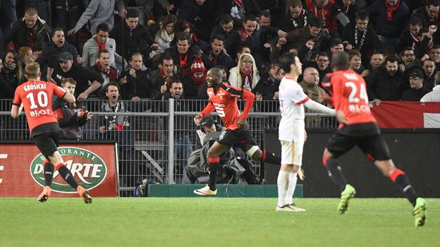 Monaco n'a pas tenu la distance, et c'est l'OL qui s'en frotte les mains