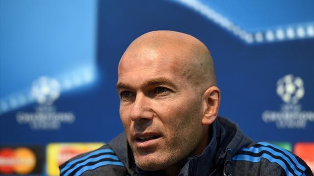 Zidane, le gourou du vestiaire madrilène ?