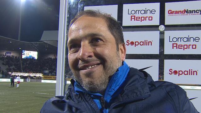 Correa : «On joue avec des joueurs contents d'être là et pas des déçus de la Ligue 1»