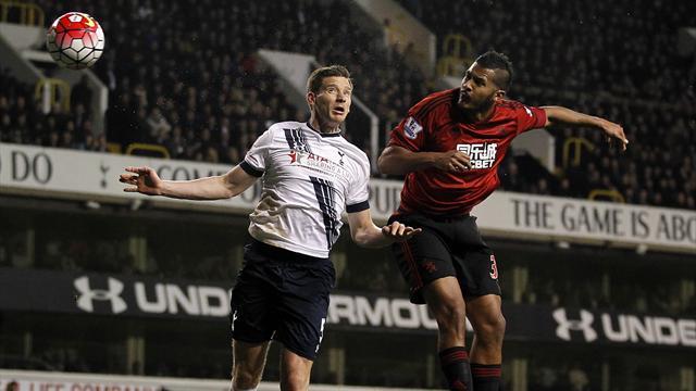 Tottenham laisse Leicester filer vers le titre