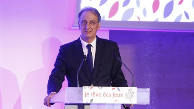 CNOSF : Denis Masseglia briguera un troisième mandat