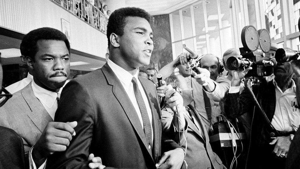 Mohamed Ali a refusé d'aller faire la guerre du Vietnam