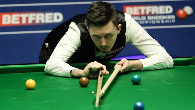 Wilson wins final-frame thriller against Williams, Hawkins downs White