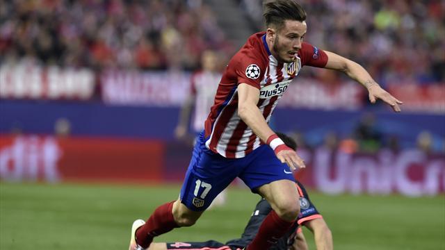 Il y avait du Messi dans le slalom de Saul au milieu de la défense du Bayern