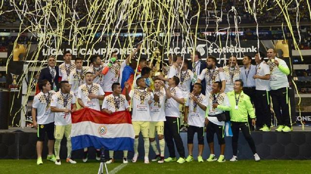 «Америка» побила рекорд, в седьмой раз выиграв Лигу чемпионов КОНКАКАФ
