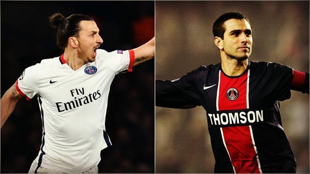 Zlatan est-il le meilleur joueur de l'histoire du PSG ? A vous de voter !
