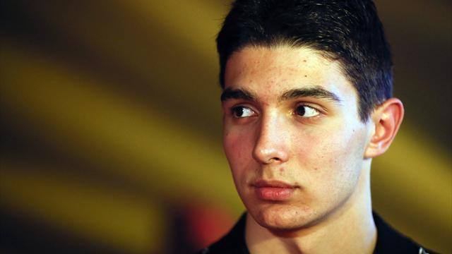 A 19 ans, Ocon arrive en Formule 1 sous la bannière de Manor