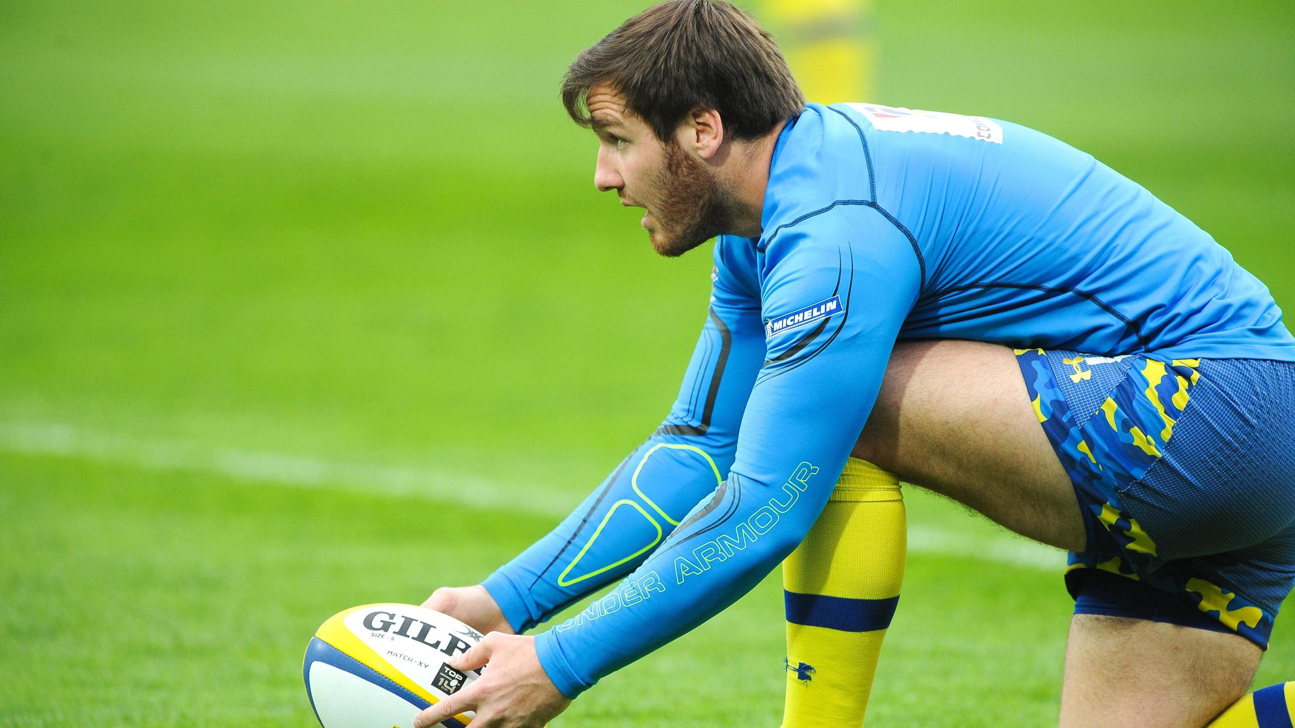 Camille Lopez (ASM Clermont) - 16 avril 2016