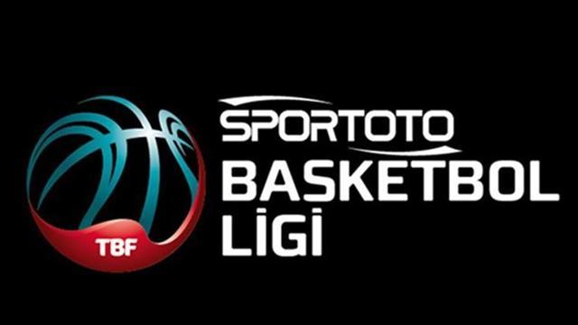 Spor Toto Basketbol Süper Ligi'nde playoff programı