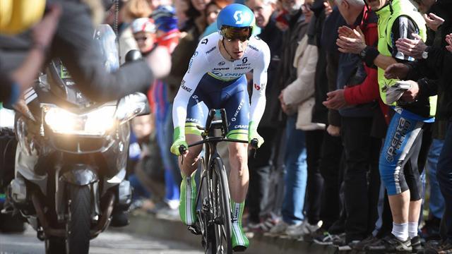 Yates suspendu quatre mois et privé de Tour de France