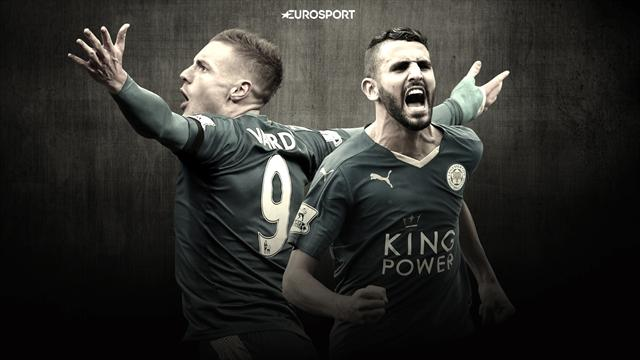 The amazing numbers which have pushed Leicester to brink of title glory