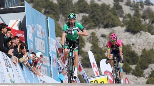 Tour of Croatia: Rosón kontert Nibali am vorletzten Tag