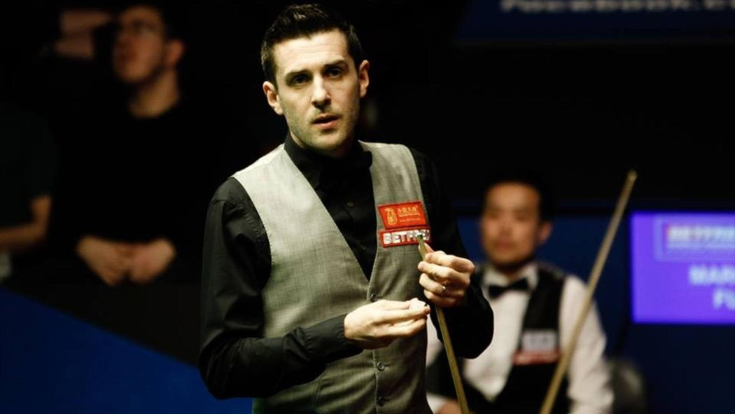 Mark Selby v Marco Fu: Selby sets up final with Ding after edging Fu ...