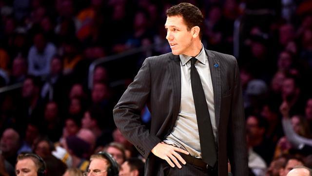 L'entraîneur des Lakers mis à l'amende pour critique de l'arbitrage