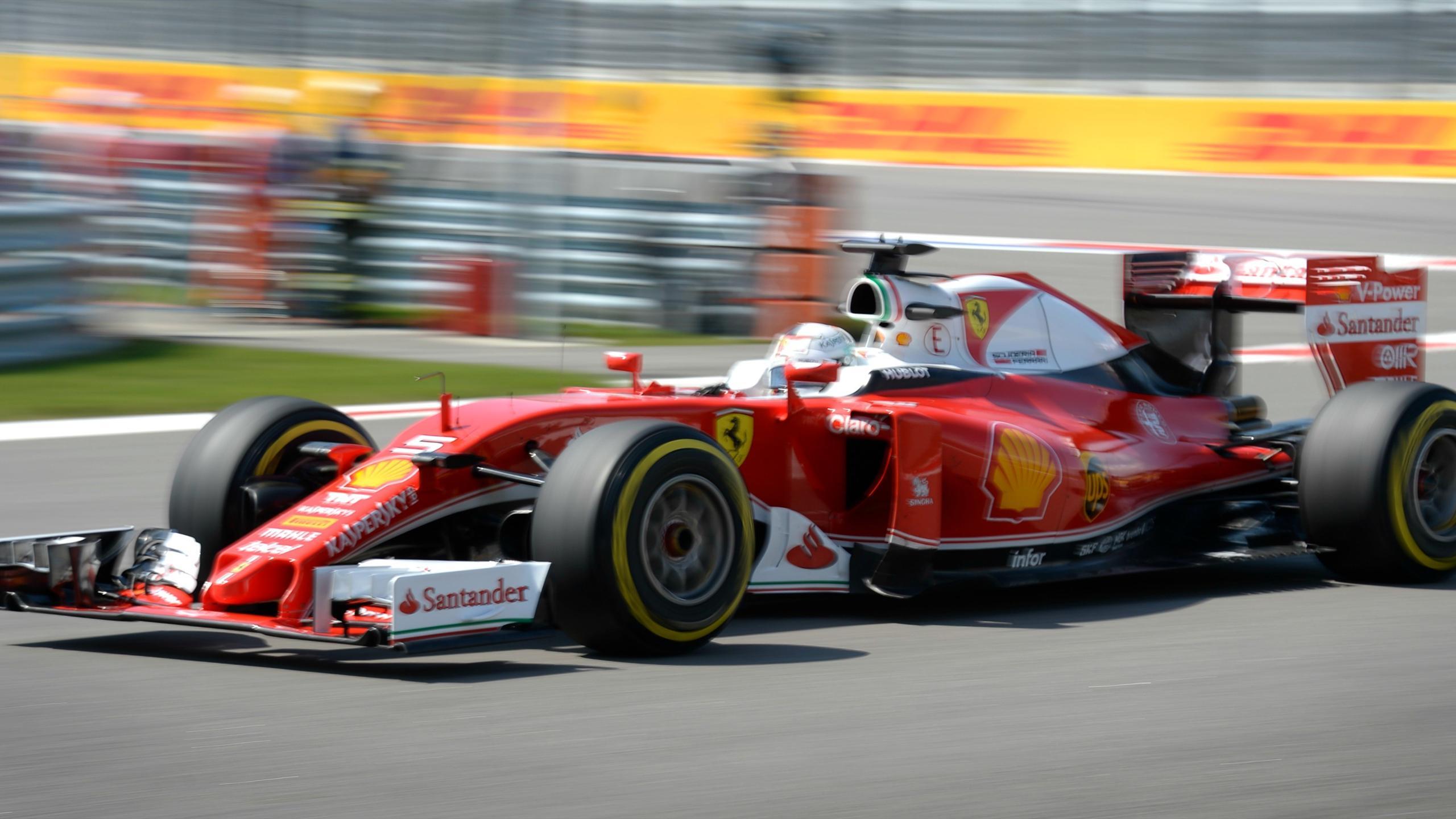 Sebastian Vettel (Ferrari) - GP of Russia 2016