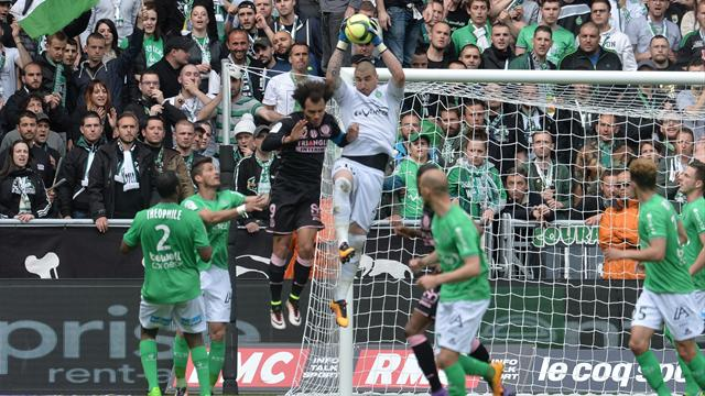 Toulouse peut maudire Ruffier
