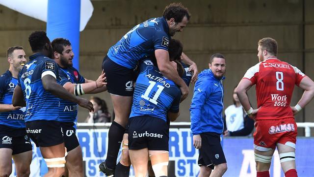 Le grand huit de Montpellier