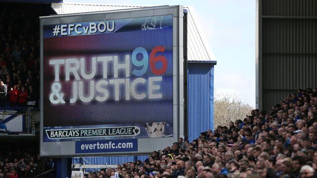 Drame de Hillsborough : six personnes inculpées 28 ans après les faits