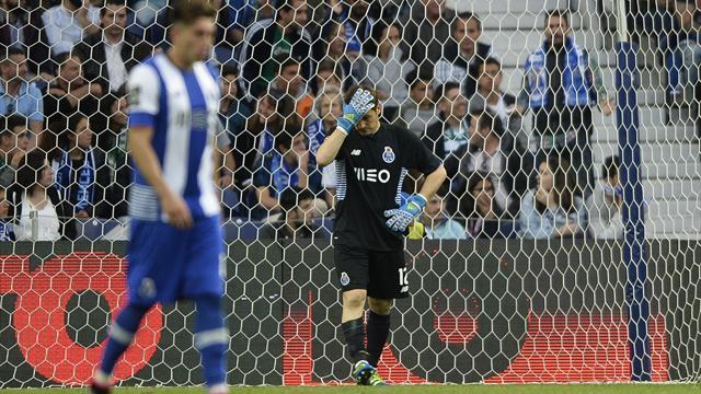 La grosse boulette de Casillas fait mal à Porto