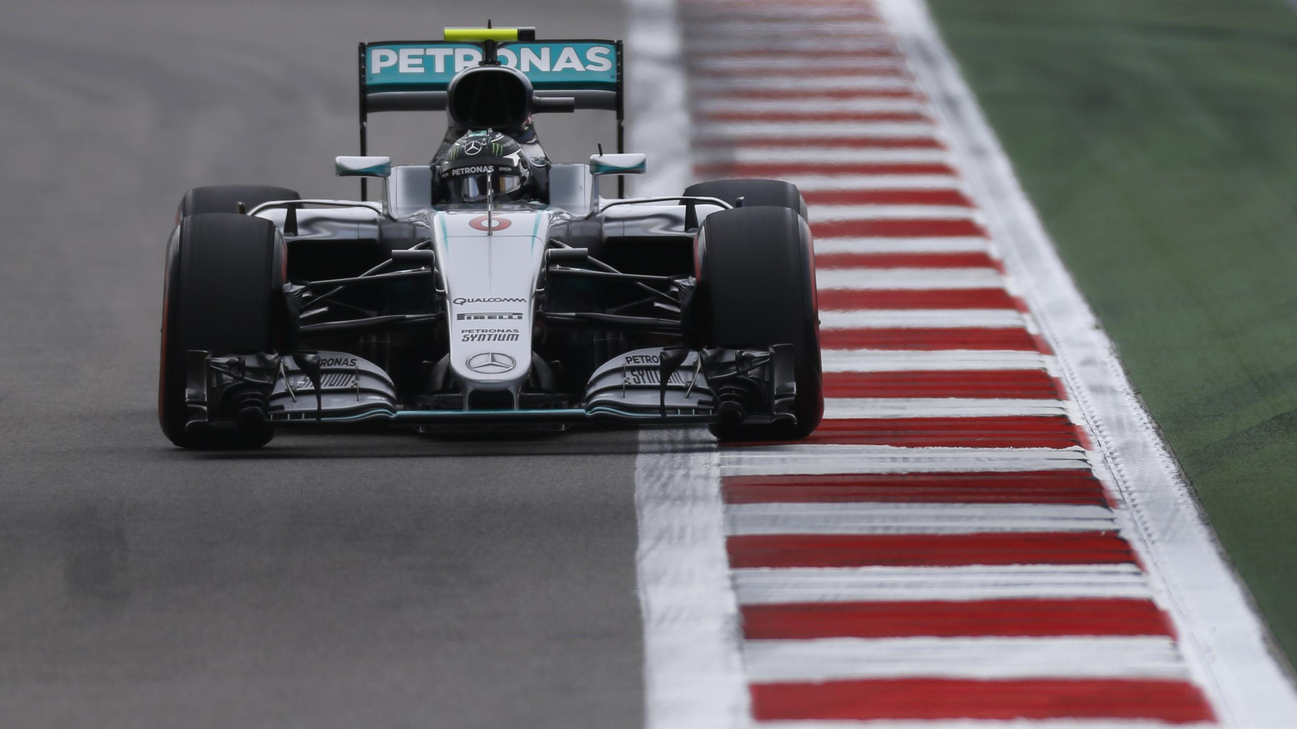 Nico Rosberg (Mercedes) - GP of Russia 2016