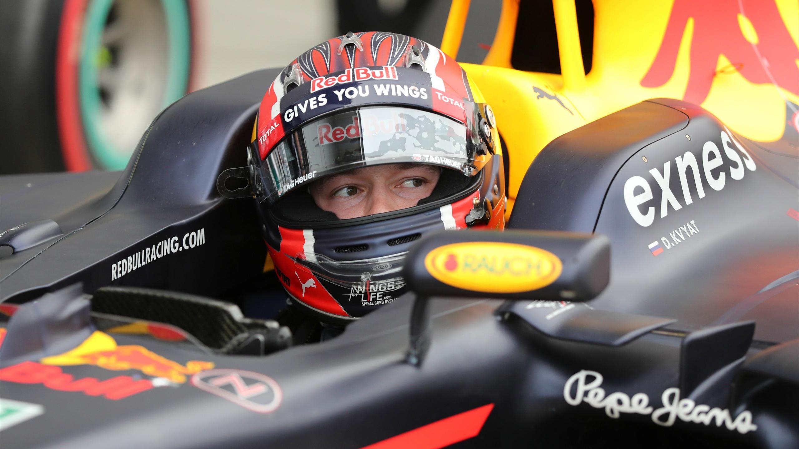 Daniil Kvyat (Red Bull) - GP of Russia 2016