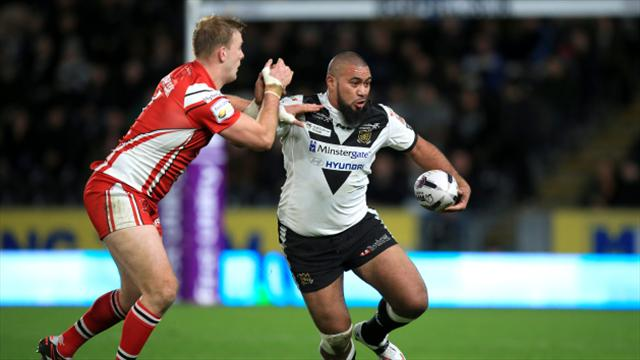 Hull release Frank Pritchard and Sika Manu for international duty