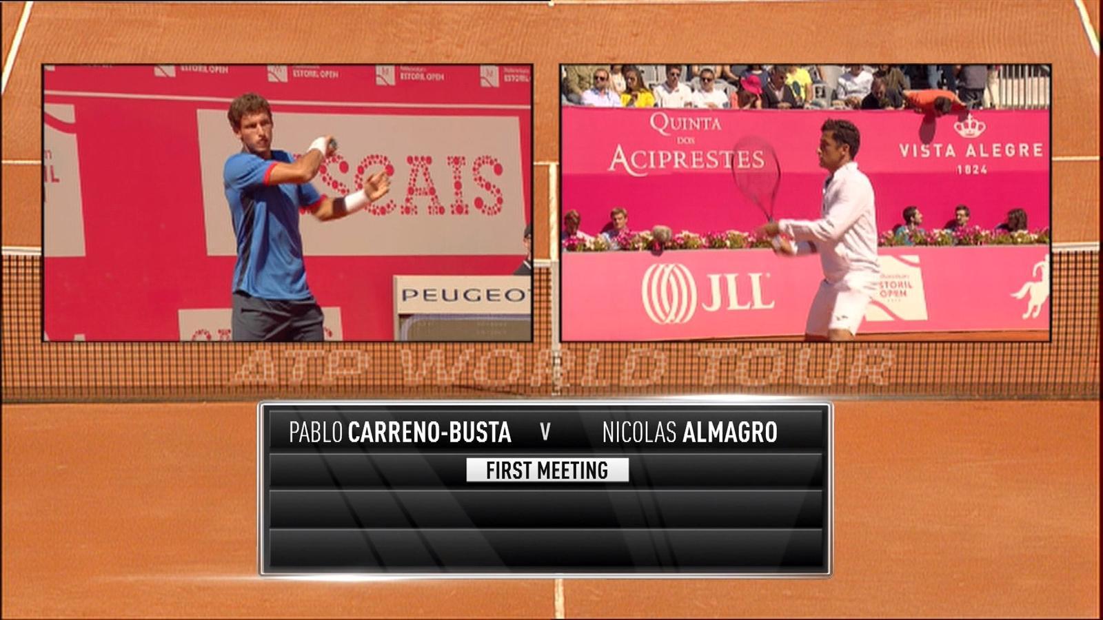 VIDEO - Almagro vince l'Atp di Estoril: gli highlights della finale con Carreno Busta - ATP ...