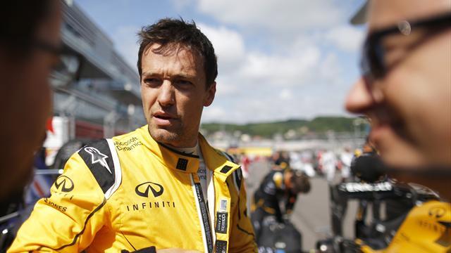Renault: Laufpass für Palmer schon nach Suzuka - Sainz kommt