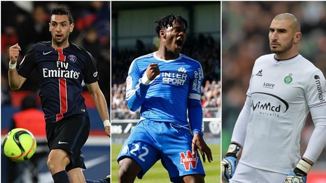 Votez pour le meilleur joueur de la 36e journée de Ligue 1