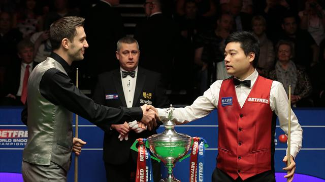 Ding faces Selby at Shanghai Masters final in repeat of Crucible clash