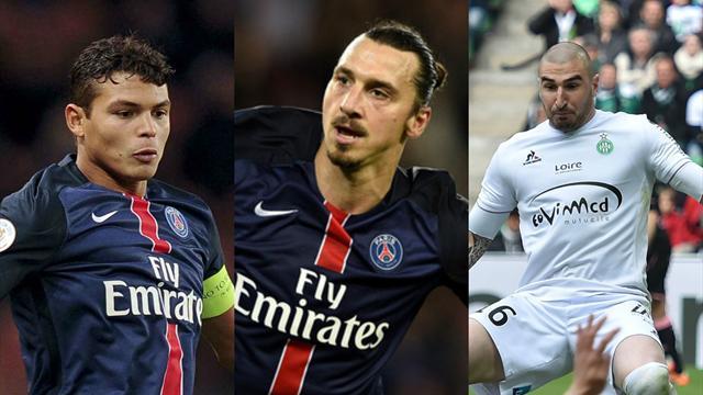 De Ruffier à Ibrahimovic, la Ligue 1 est à l'honneur en Europe