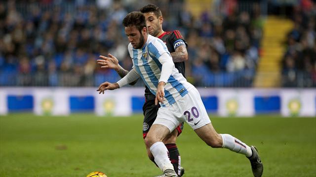 ไฮไลท์  Malaga 3 - 1 Levante