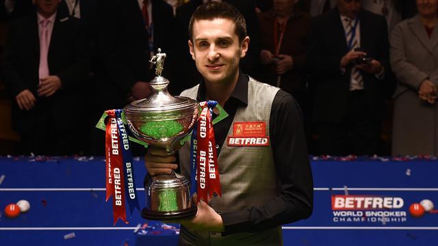 Die Snooker-WM live im TV und im Livestream auf Eurosport