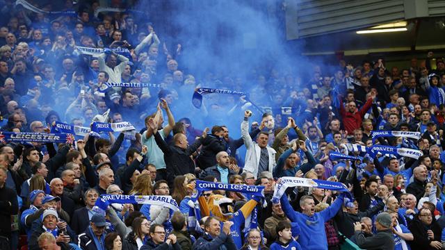 Il y a deux ans, Leicester réussissait l'exploit du siècle en Premier League
