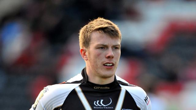 Castleford Tigers snap up Paddy Flynn on loan from Widnes Vikings