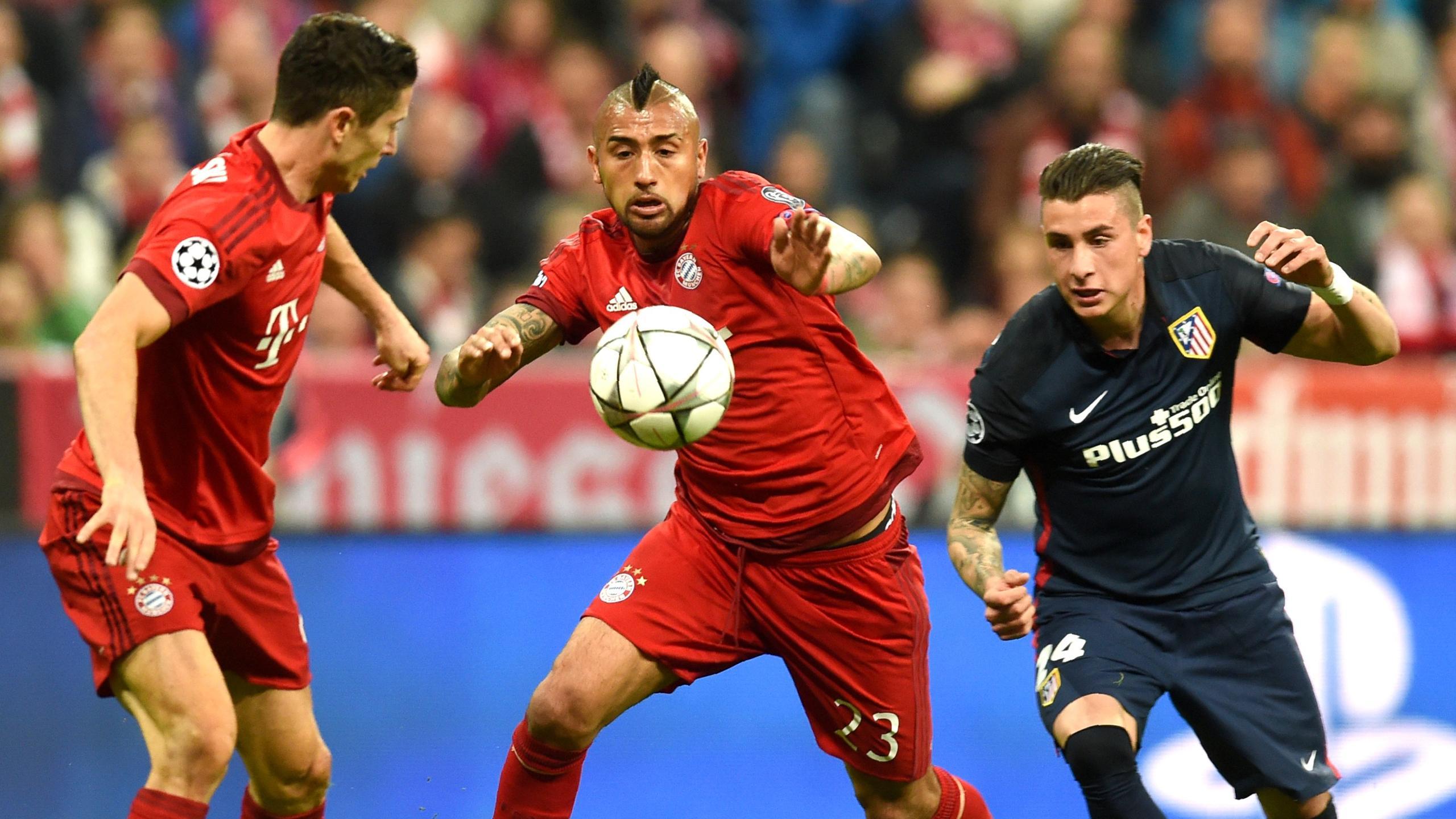 Atletico Madrid Gegen Fc Bayern