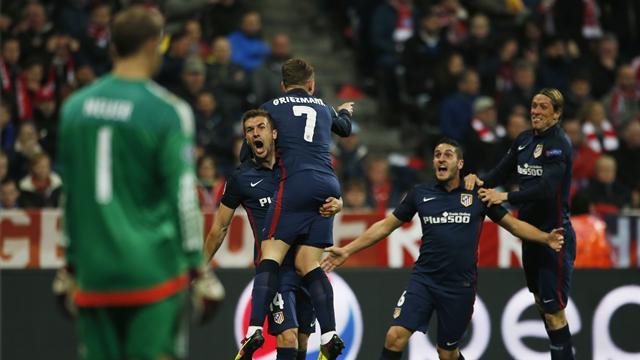 Au bout de la folie, revoilà l'Atlético aux portes du paradis