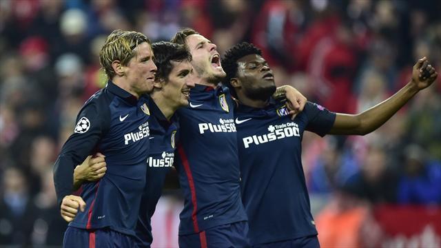 L'antisèche : La meilleure équipe d'Europe, c'est l'Atlético (et de loin)