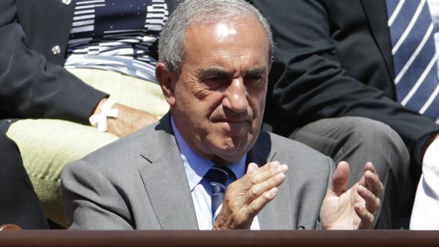 Razzia beim französischen Tennisverband
