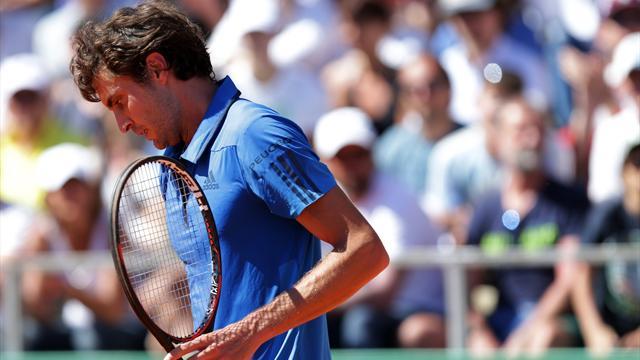 Tennis : Simon - </b>Dutra Silva EN DIRECT