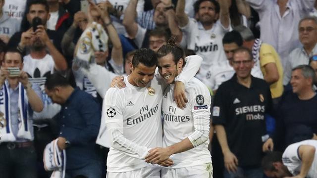 Le Real rejoint l'Atlético et Madrid met une nouvelle fois l'Europe à ses pieds