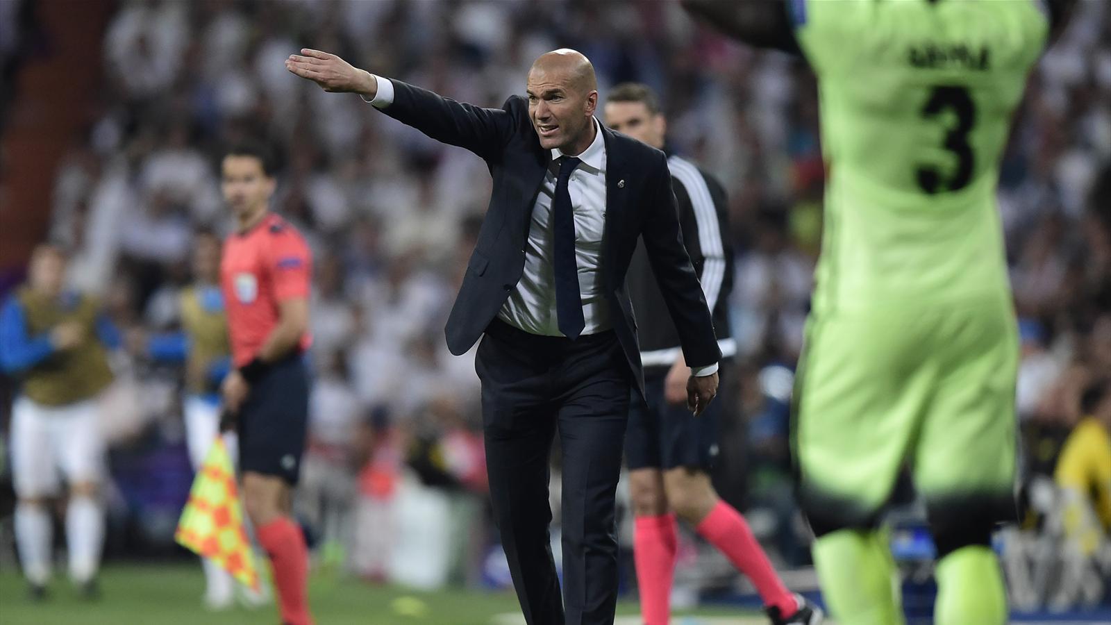 Miracle-worker Zinedine Zidane finally looks like a Real Madrid manager - Liga 2014-2015 - Football - Eurosport Australia
