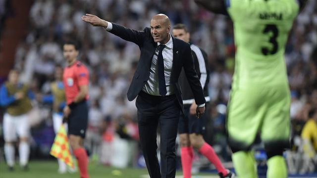 Pour Zidane, c'est d'ores et déjà historique (en attendant mieux)